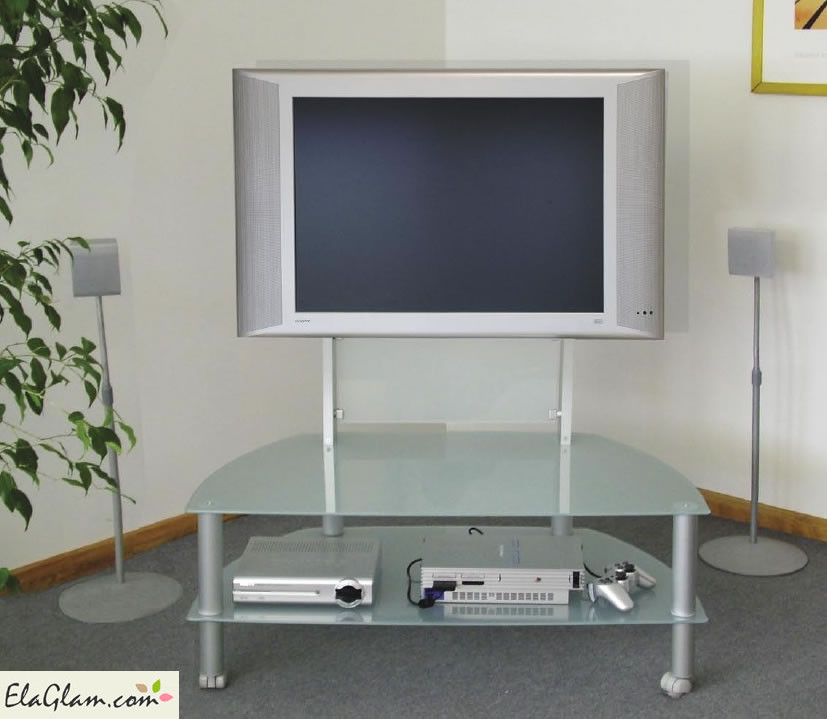 Mobile Porta Tv Plasma.Are You Looking For Lcd Tv Trolley In Aluminum H12501 Wide