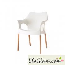 Sedia Natural Ola Scab Design h7495