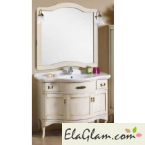 classic wooden bathroom cabinet h11303