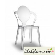 sedia-in-policarbonato-h7409-trasparente-rosso