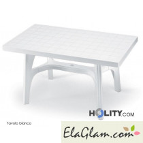 table-in-resin-rectangular-white-with-decoration-optical