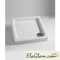 Square shower tray 75x75 h11626