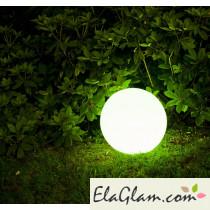 Ball of light white light h10404