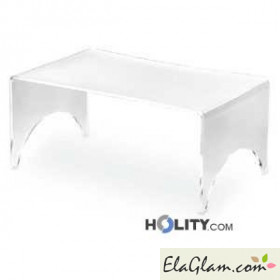 Coffee table in plexiglass h9618