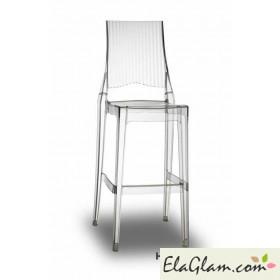 Polycarbonate stool h7429