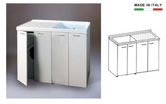 Mobile Lavello Da Esterno Lavatoio Per Esterno Arredamento Giardino